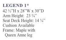 LEGEND 1*